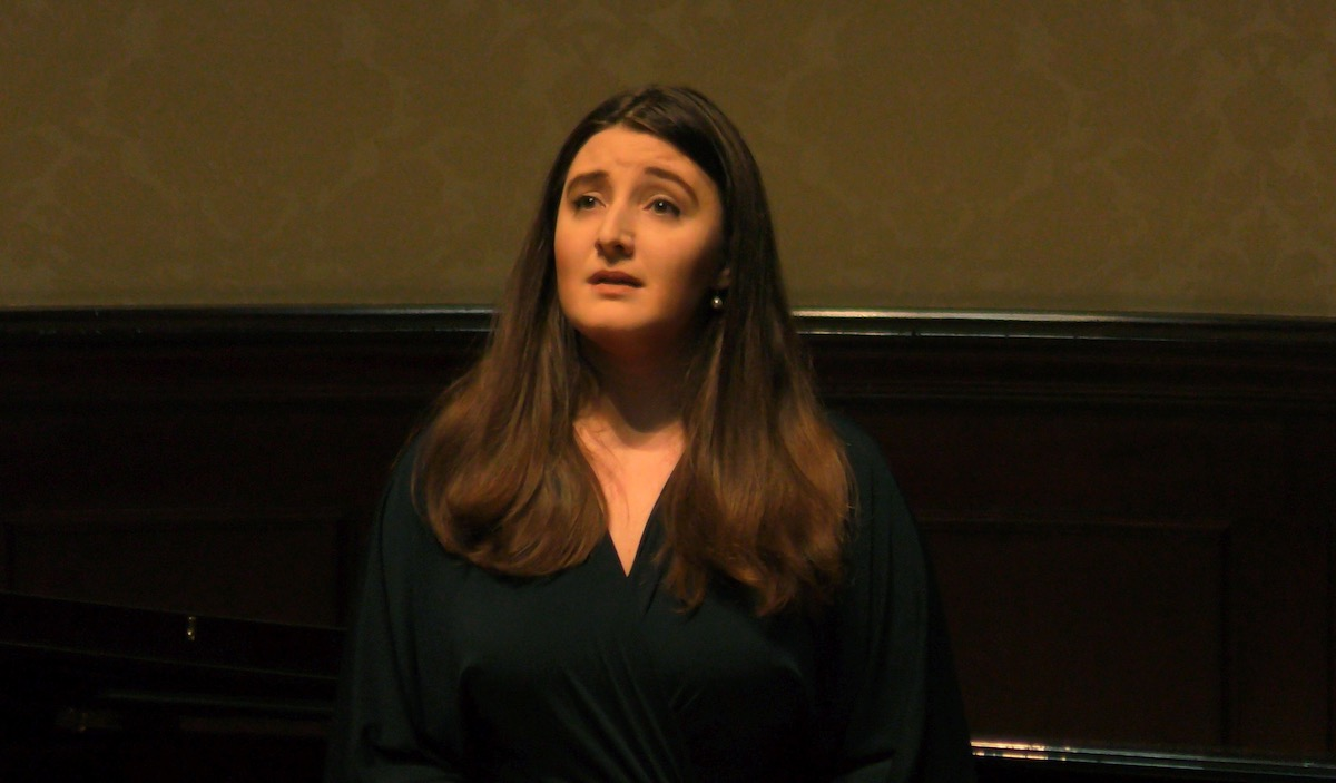 At the Wigmore Hall Song Competition, 2019 (photo credit: Wigmore Hall)